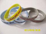 Silicone Sports Bracelet (GSL-1006)
