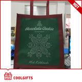 Commerce de gros sac non tissé laminé avec logo personnalisé pour le shopping