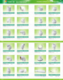 Rosqueie o soquete fêmea de marfim de PVC PVC Adaptador Fêmea