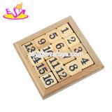 Novo Bambu inteligente mais quebra-cabeças Sudoku educacionais para crianças W11C045