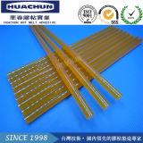 高い粘着性の黄色の多目的のための熱い溶解の接着剤の棒