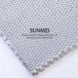 Longueur côté perforé aluminium personnalisé Honeycomb Core pour des panneaux sandwich avec Certification SGS