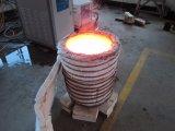 160kw Yuelon Induktions-Heizungs-Goldschmelzender Ofen mit kupfernem Schmelztiegel