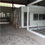 Diseño modular hecho personalizado muebles plegables contenedores prefabricados casa
