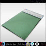 4mm/5mm/5.5mm/6mm/8mm/vetro verde scuro/riflettente di 10mm/