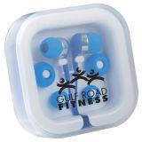 도매 승진 로고는 중국 공장에서 타전한 이어폰을 인쇄했다
