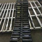 Trilha de borracha do carregador do boi do patim (B450-86-56SB) para a maquinaria de construção