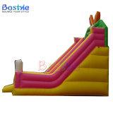 膨脹可能な跳躍の城のスライド、子供のための膨脹可能なスライド
