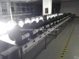 Illuminazione esterna di ginnastica LED dello stadio 100W-500W per esterno