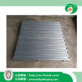 Alumínio personalizadas para transporte de paletes com homologação CE