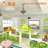 De nouvelles conceptions de meubles de salle de classe Les enfants préscolaires pour la vente de meubles de remise
