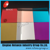 5mm color color bronce de espejo/espejo/Espejo amarillo/rosa Espejo para la decoración