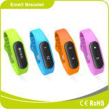 Relógio de pulso esperto de Bluetooth da aptidão do Android de Bluetooth 4.0
