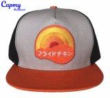 トラック運転手の帽子が付いている網の帽子のための新しいデザイン夏の帽子