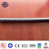 Isolation en polyéthylène réticulé Xhhw échoués en aluminium noir câble Xhhw-2