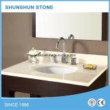 Bancada quente da cozinha da pedra de quartzo da venda 2016 para a venda