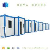 남아프리카에 있는 Prefabricated 샌드위치 위원회 20FT 40FT 콘테이너 집