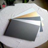 Серебристый Ideabond ПВДФ изгиба алюминиевые панели потолка (AF-408)