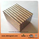 N35 Magneet NdFeB van de Cilinder van de Motor de Permanente