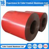 内部か外壁のクラッディングパネルのためのPE/PVDFの絵画カラーコーティングのアルミニウムコイル