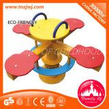 Saco de cadeira giratória para jardim redondo para crianças simples