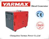 6 КВА Yarmax портативных и экономических Silent тип генератора дизельного двигателя
