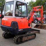 Trilha de borracha da máquina escavadora Kx61-2 de Kubota (250X109X37) com qualidade durável