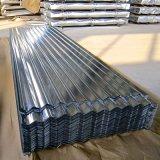lamiera di acciaio galvanizzata ondulata 0.2mm per le mattonelle di tetto in Africa
