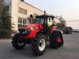 Tractor van het Spoor van de Tractor van het Landbouwbedrijf van de Tractor 130HP van Fram van de Tractor van het Kruippakje van het spoor de Rubber