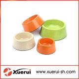 Runde Form-Bambuspuder-Haustier-Zufuhr-Filterglocke