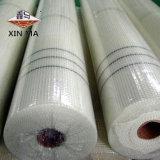 5x5mm 140gsm de malla de fibra de vidrio para la construcción de piedra de la pared atrás