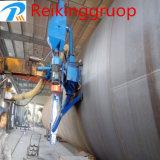 Machine van het Staal van Resisitance van de corrosie de BuitenMuur Ontsproten Schoonmakende
