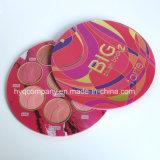 Gama de colores redonda del sombreador de ojos mate grande cosmético 8colors del cepillo Book2 de Tarte
