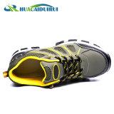 Ботинки безопасности Smash стального пальца ноги способа спорта анти-