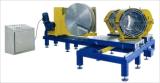 Neue Befestigungs-Kolben-Schmelzverfahrens-Maschine 0~90° Krümmer-Schweißgerät