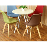 заводская цена красочный современный пластиковый стул