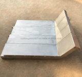 Alimentation en huile d'usine de matériel d'acier résistant en dessous du couvercle de joint