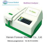 Tester l'analyseur de laboratoire de Multitest d'analyseur (YJ-3000C)