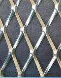 China Fábrica de PVC recubierto de aluminio expandido hoja de malla de metal