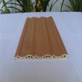 Panneau composé en plastique en bois en bois de panneau de mur des graines WPC