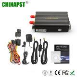 Echtzeit-GSM/GPRS mit Schwingung-Fühler-Fahrzeug GPS-Verfolger (PST-VT103A)