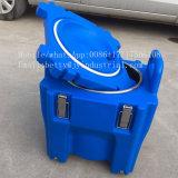 Rotoの鋳造物のPEの物質的な熱絶縁体ボックス携帯用氷のクーラーボックスはとのサービスをカスタム設計する