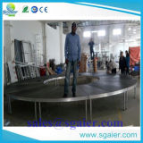 Mobile Stage Equioment, Folding Stage for Easy Setup