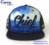 Fabricante material del sombrero del casquillo del Snapback del neopreno
