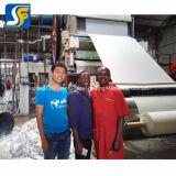 Molino de papel de diario de producción de maquinaria y suministros de papel higiénico que hace la máquina