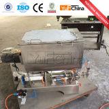De halfautomatische VacuümVerzegelaar van de Machine van de Verpakking van het Roestvrij staal Vacuüm