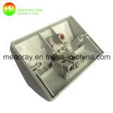 Resistente a la intemperie Industrial enchufe de zócalo con 1 Interruptor de la cuadrilla