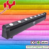 8*10W RGBW 4in1 LED Träger-bewegliches Hauptstab-Licht, Pl-135