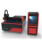 Macchina del laser di taglio di CNC della fibra della taglierina del metallo