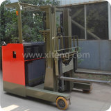 Ltma 1.5ton Capacity Mini Electric Reach Forklift Truck Stacker